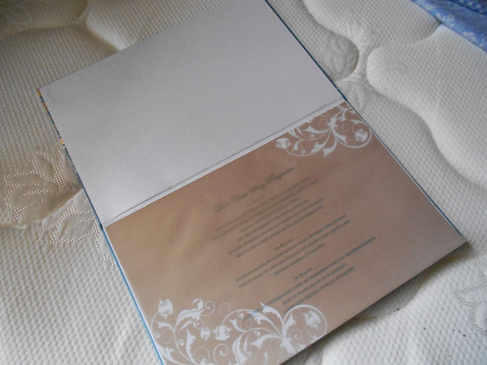 Undangan Pernikahan  Royal Clasic Paper