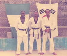 FIRST GENERATION MASTERS OF NIGERIA TAEKWONDO