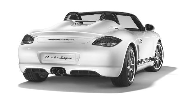 2012 porsche boxster spyder - Porsche Spyder 2012