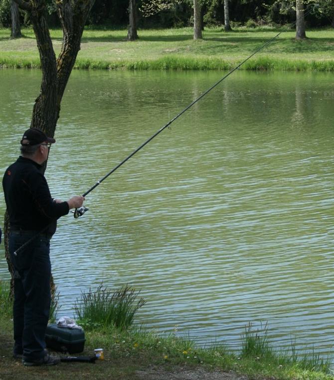 La pêche russe lalevin