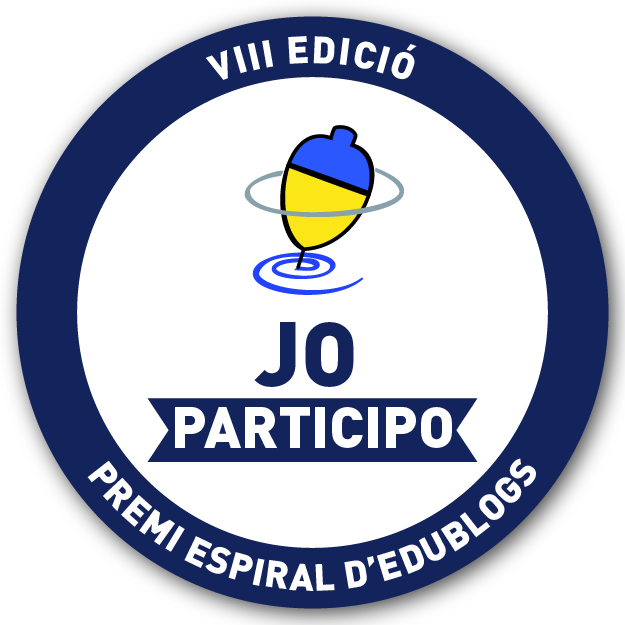 Premi Espiral Edublogs