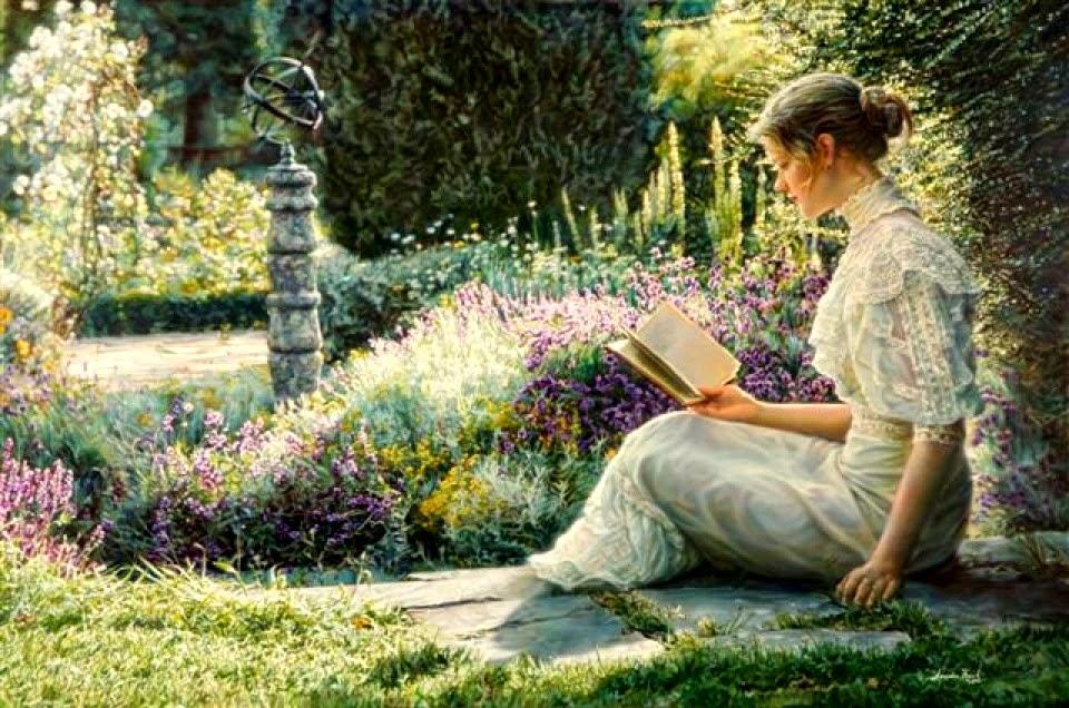 Reading And Art Sandra Kuck