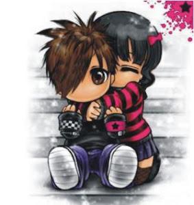Un amigo es alguien que te toma de la mano y te toca el corazón