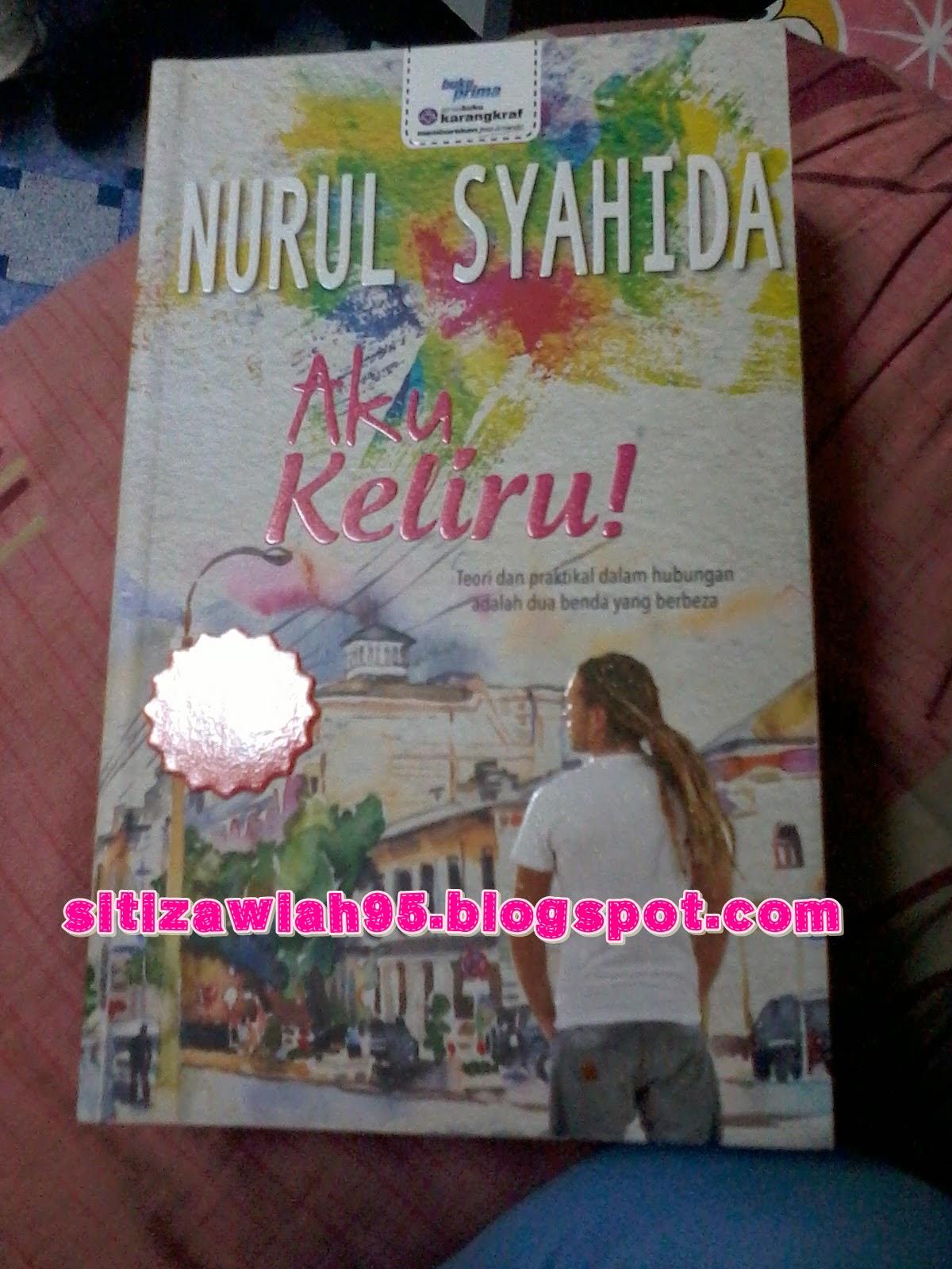 Review Novel Aku Keliru