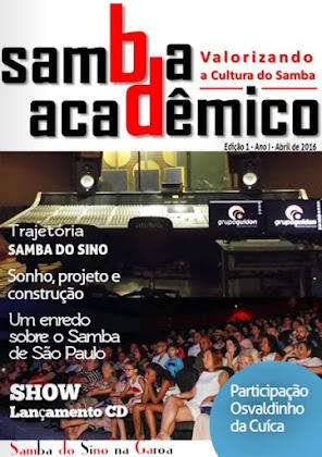 SAMBA DO SINO - REVISTA ESPECIAL COM TODA HISTÓRIA