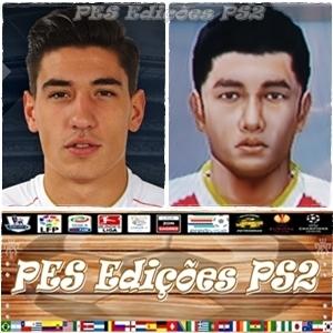 Héctor Bellerín (Arsenal) PES PS2