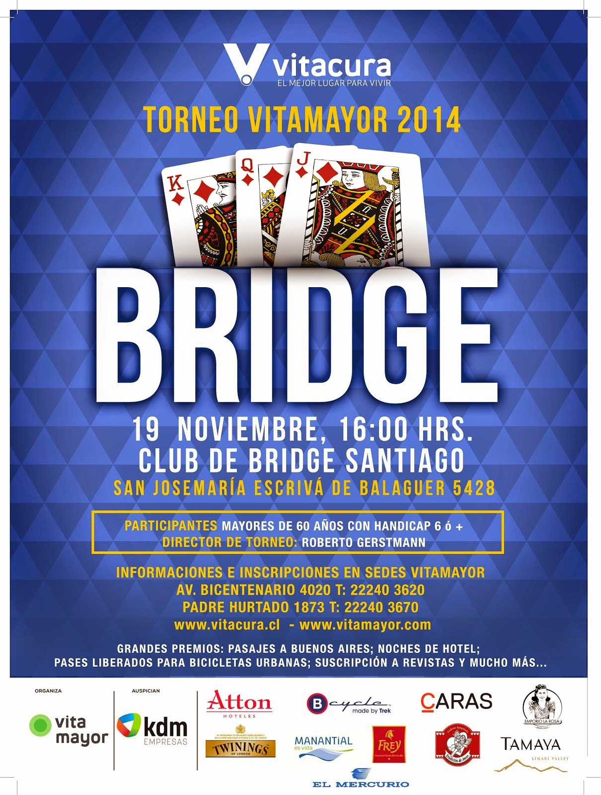 GRAN CAMPEONATO DE BRIDGE