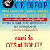 CEDIFOP, corsi dall'OTS al TOP UP