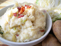 Colcannon Irish Potatoes