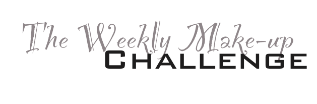 the weekly makeup challenge