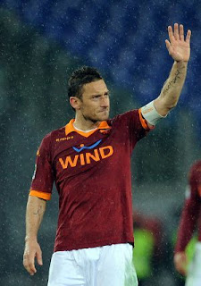 Totti: Only One Better Players From me