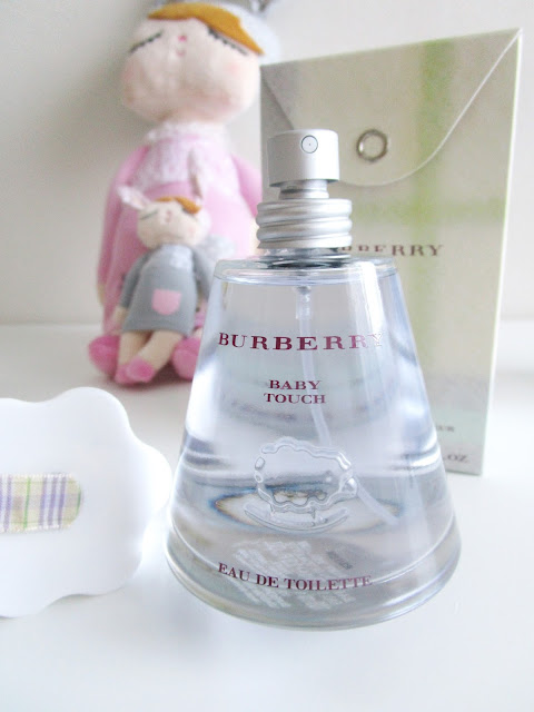 Perfumes para bebés: Burberry Baby Touch