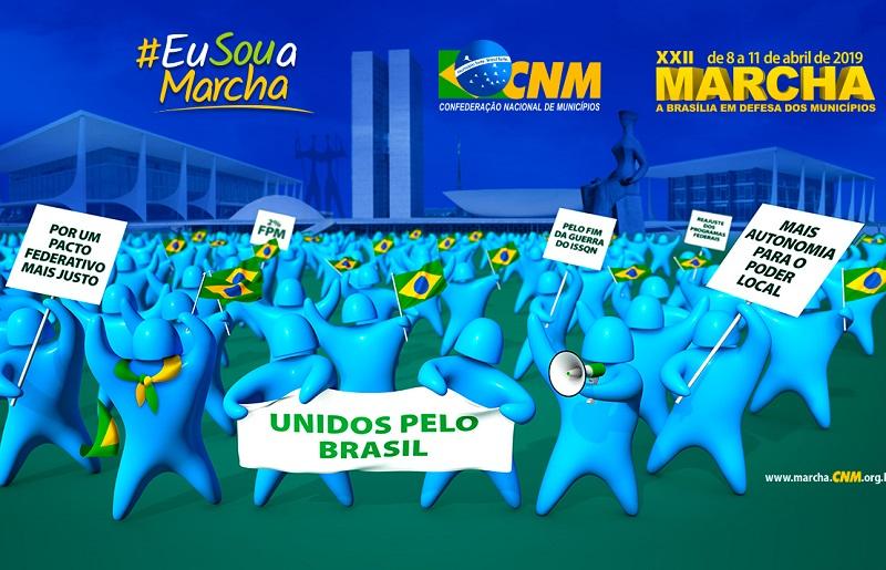 CONFEDERAÇÃO NACIONAL DE MUNICÍPIOS: CNM.