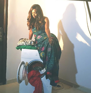 What Is Annie Idibia Up To?