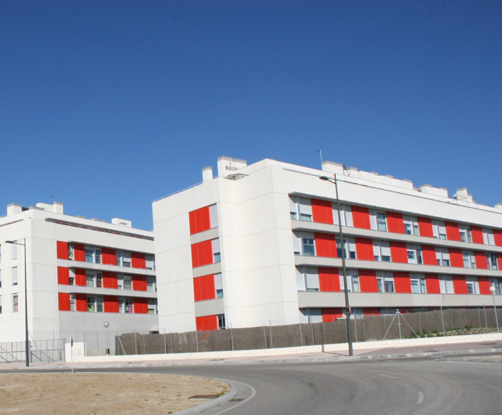 Ciudadanos de parla nuevas oficinas de vivienda del for Oficinas de la comunidad de madrid