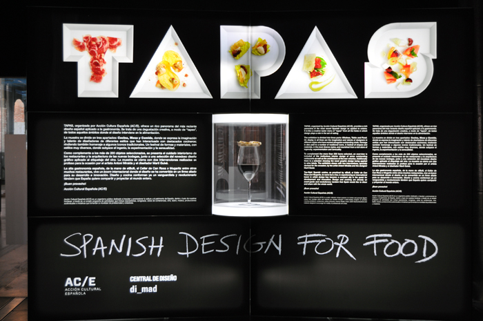 TAPAS: Spanish Design for Food (Madrid) || Wanderwings