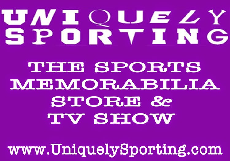 Uniquely Sporting Signed Sports Memorabilia Autographed Sporting Collectables