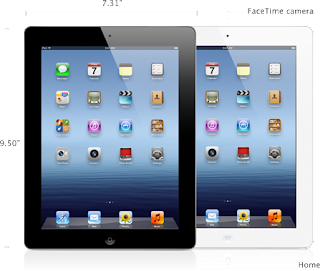 Apple IPad3 Wi-Fi + 4G, 32GB Price in US and India