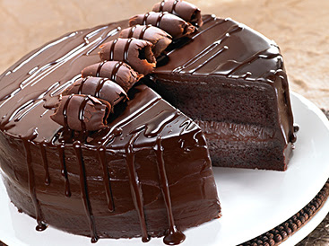 Chocolate Mud Cake Idea