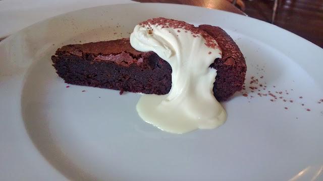 The Swan at Wedmore food