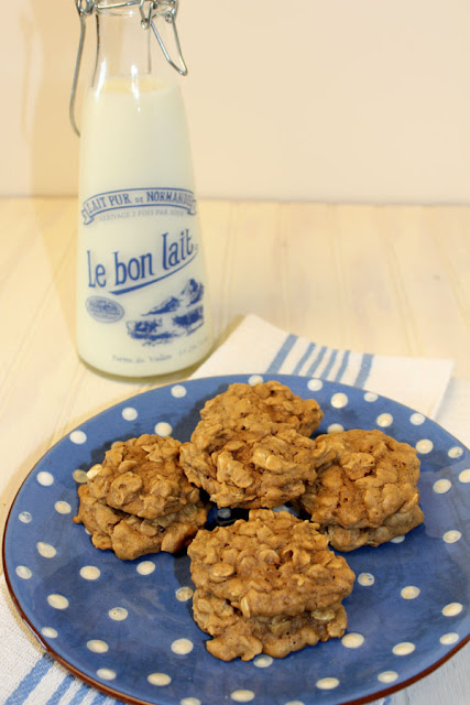 Biscoff Pumpkin Oatmeal Cookies and a Perfect Fall Day - Lake Lure ...