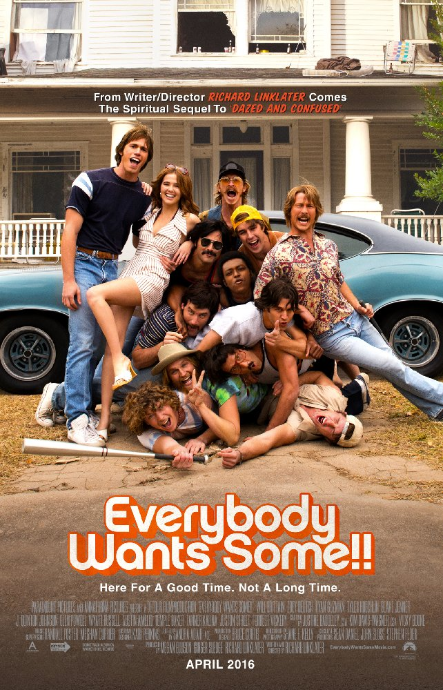 Nonton Everybody Wants Some!! (2016)