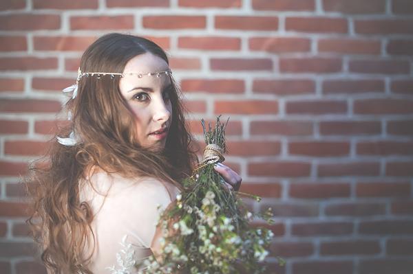 Fascynator ślubny