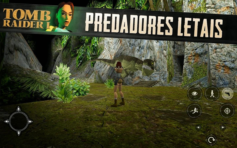 Download Tomb Raider I Apk