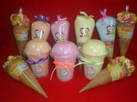 Gula Kapas & Popcorn untuk Cenderahati Majlis Anda..