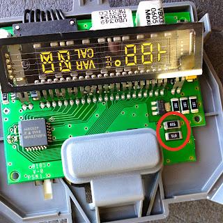 Toyota Tacoma Temperature & Compass Display Repair