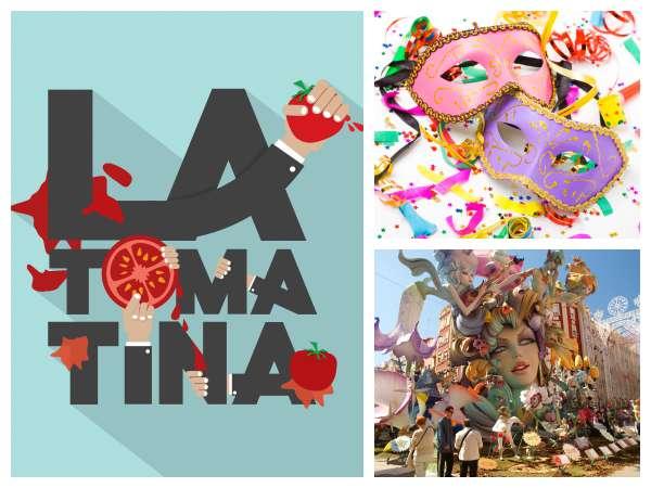 Fiestas populares españolas en el extranjero
