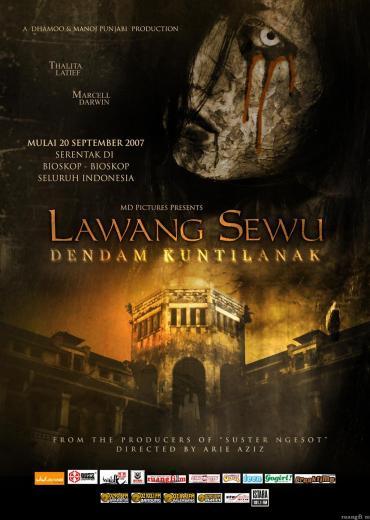 Filme Lawang Sewu DVDRip RMVB Legendado