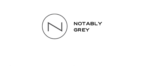 .Notably Grey | New York Based Fashion Blog