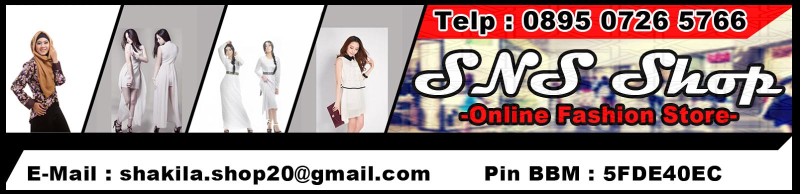 SNS Shop | Fashion Baju Remaja | Baju Anak | Fashion Hijab