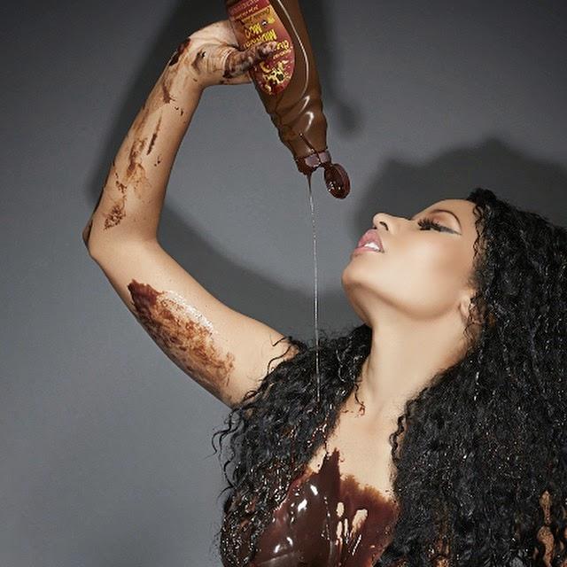 La sucia Nicki Minaj