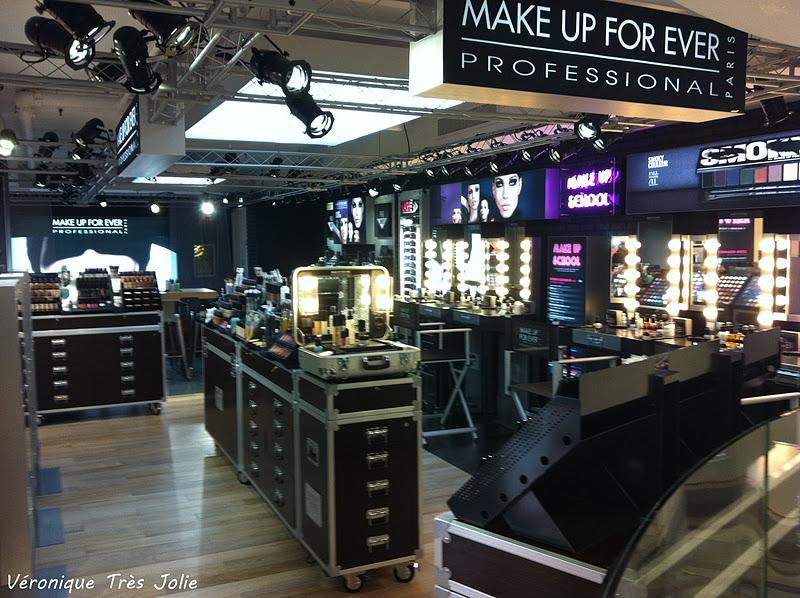 Boutique Make Up For Ever e Benefit presso Sephora Milano - il 1 ...