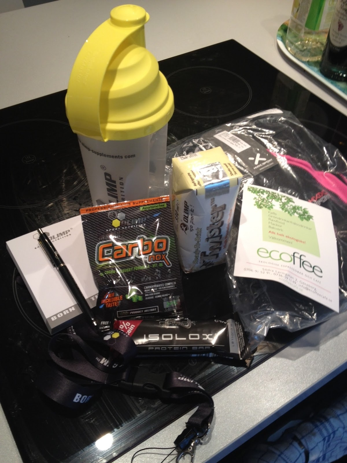 Goodiebag Fit Eva Traningsbloggtraff Pa Apartment Fitness Club