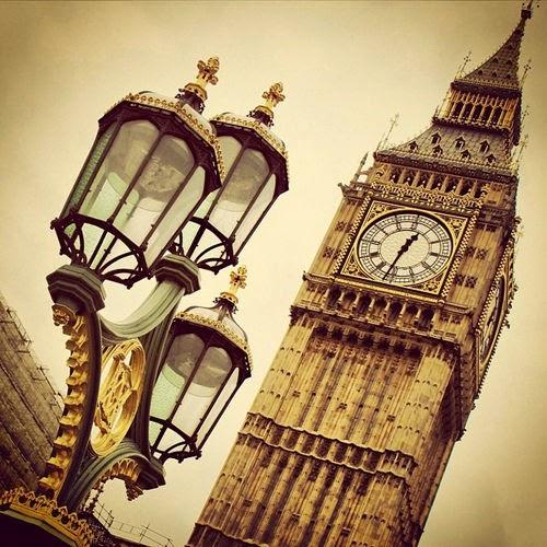 Big Ben, England, Clock