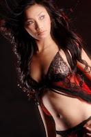 Clara Diana in Sexy Lingerie