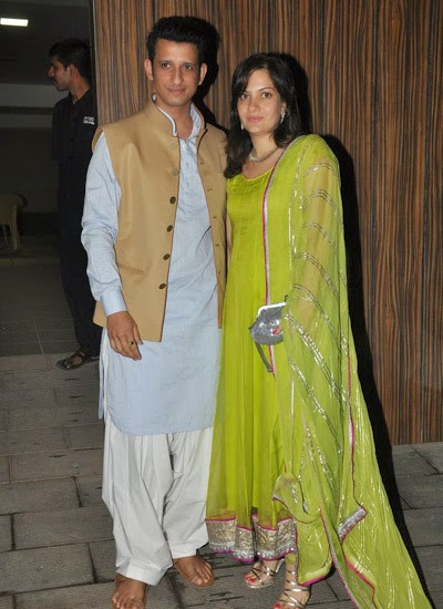 Indian Celebrities biggest Diwali party at Amir Khans residence