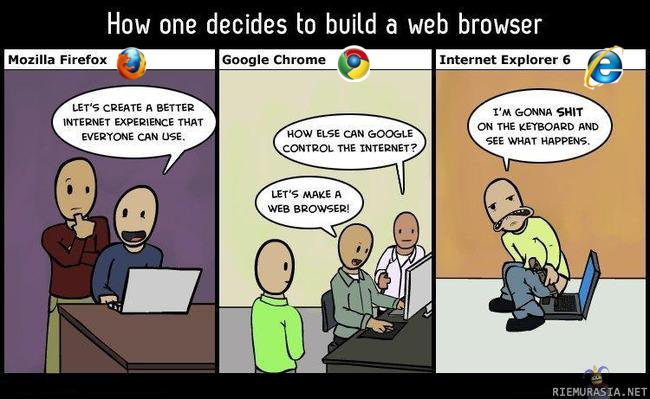 how to build a web browser from scratch
