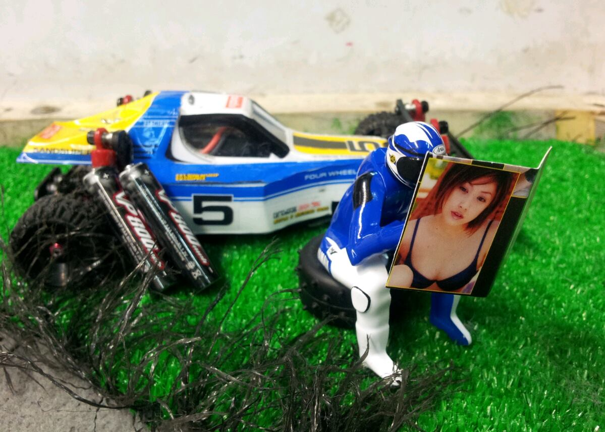 Kyoshosan January 2012 Pn Racing V2 Rc Printed Circuit Board Assembly Mr03 Setting Nice Picture