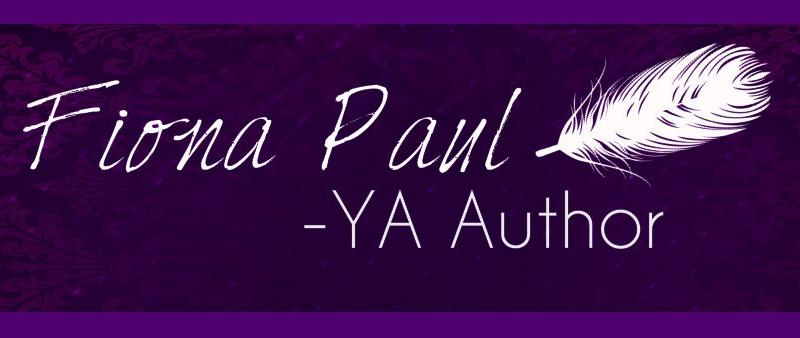 Fiona Paul--YA Author