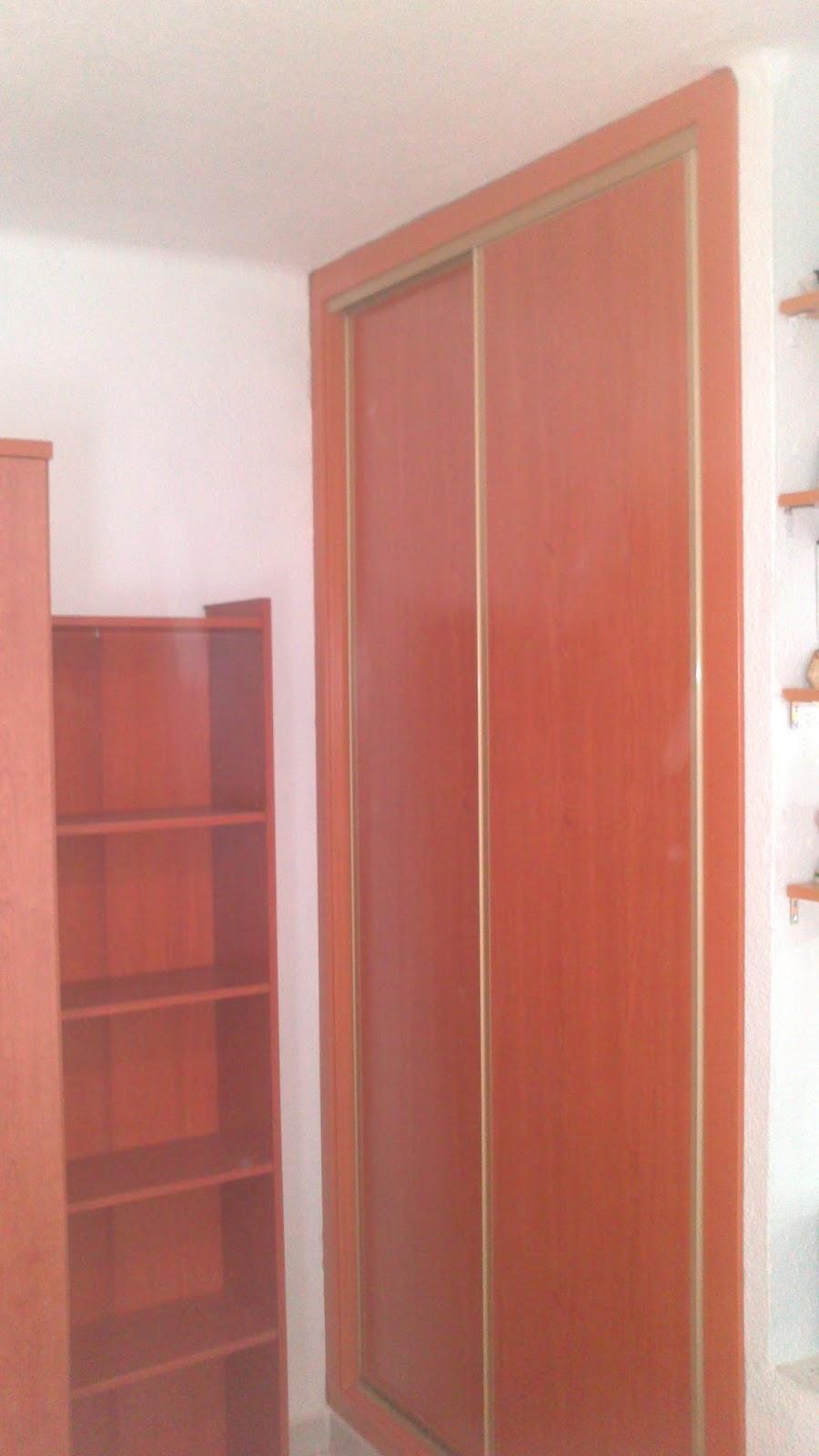 Bricomonxo armario empotrado con puertas correderas - Puertas correderas armario empotrado ...