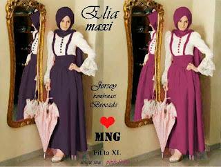 Elia Maxi Dress