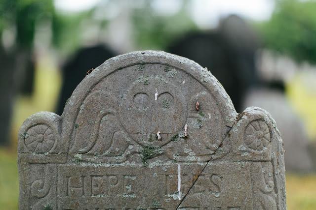 Otis Odd Things I Ve Seen The Grave Of Jack Skellington
