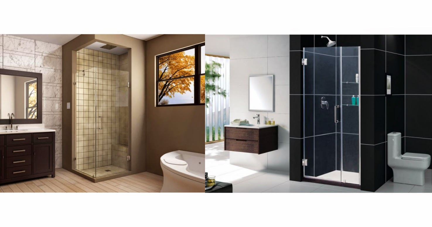 DreamLine UNIDOOR 35 - 36 x 72 Frameless Shower Door