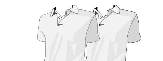Blank T-Shirt Mockup Templates