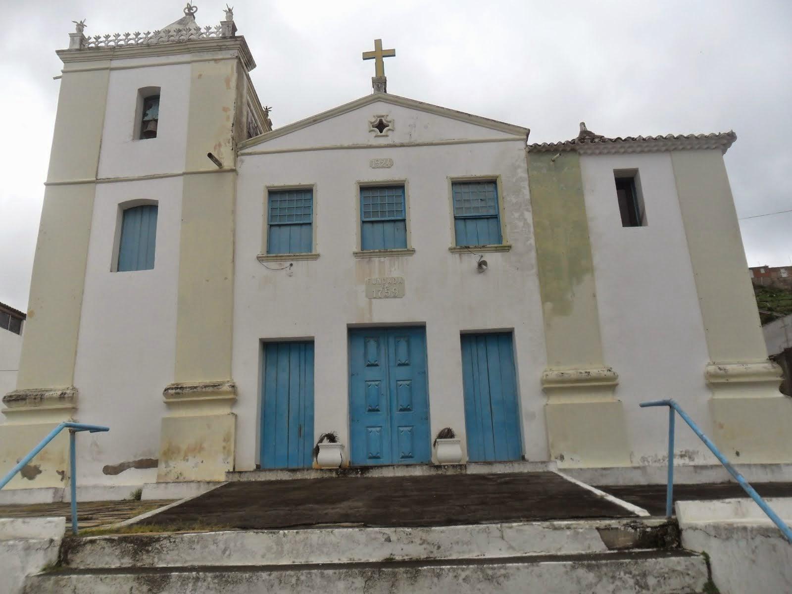 Igrejas da minha terra
