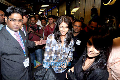 Ranbir, Imran,Anushka & Ileana Leaves for TOIFA - Day 3